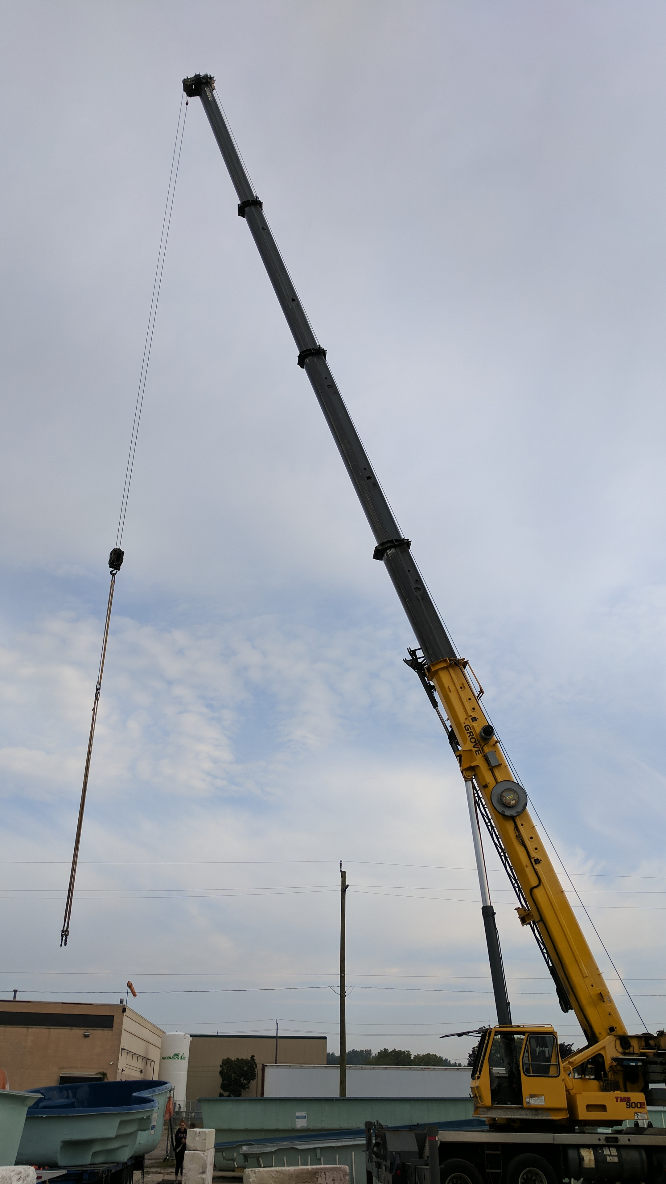 Commercial & Residential Lifting in Ontario